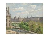 Place Du Carrousel  1900