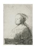 Bust of an African Woman  1628-32