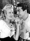 Song of the Islands  from Left  Betty Grable  Victor Mature  1942