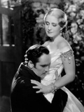 Smilin' Through  from Left  Fredric March  Norma Shearer  1932