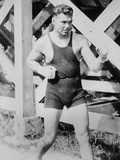 Jack Dempsey  the World Heavyweight Boxing Champion from 1919 to 1926