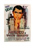 Arsenic and Old Lace  (AKA Arsenico E Vecchi Merletti)  Cary Grant  1944