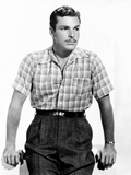 Swamp Fire  Buster Crabbe  1946