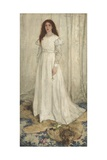 Symphony in White  No 1: the White Girl  1862