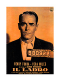 The Wrong Man  (AKA Il Ladro)  Henry Fonda  1956