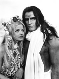Candy  from Left  Ewa Aulin  Marlon Brando  1968