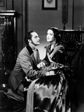 The Barretts of Wimpole Street  from Left  Fredric March  Norma Shearer  1934