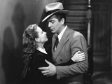 Kiss of Death  from Left: Coleen Gray  Victor Mature  1947