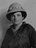 Harriet Chalmers Adams  American Explorer  Writer  and Photographer