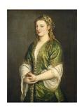 Portrait of a Lady  1555
