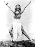 Song of the Islands  Betty Grable  1942