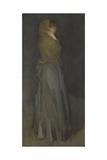 Arrangement in Yellow and Gray: Effie Deans  C 1876-78