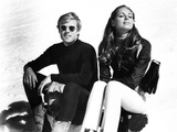 Downhill Racer  from Left: Robert Redford  Camilla Sparv  1969