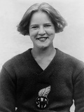 Gertrude Ederle  Champion Swimmer Who Won Three Medals at the 1924 Olympics