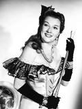 The Crimson Pirate  Margot Grahame  1952