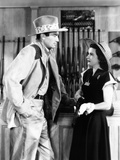 The Macomber Affair  from Left  Gregory Peck  Joan Bennett  1947