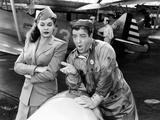 Keep 'Em Flying  from Left  Martha Raye  Lou Costello  1941