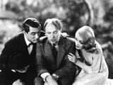 Topper  from Left: Cary Grant  Roland Young  Constance Bennett  1937