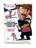 The Return of the Pink Panther  (AKA El Regreso De La Pantera Rosa)  Peter Sellers  1975