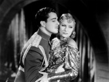 Mata Hari  from Left  Ramon Novarro  Greta Garbo  1931