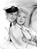 Happy Go Lucky  from Left  Eddie Bracken  Betty Hutton  1943
