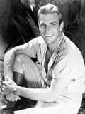 Jungle Man  Buster Crabbe  1941