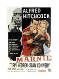 Marnie  Director Alfred Hitchcock  Sean Connery  Tippi Hedren  1964