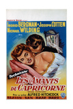 Under Capricorn  (AKA Les Amants Du Capricorne)  Ingrid Bergman  Joseph Cotten  1949