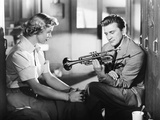 Young Man with a Horn  from Left  Doris Day  Kirk Douglas  1950