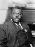 Marcus Garvey  Jamaican Black Nationalist and Separatist  Ca 1920