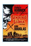 Paths of Glory  (AKA Senderos De Gloria)  Kirk Douglas  1957