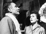 The Entertainer  from Left: Laurence Olivier  Joan Plowright  1960