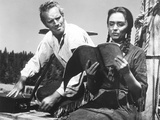 The Far Horizons  from Left: Charlton Heston  Donna Reed  1955