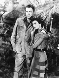 The Snows of Kilimanjaro  from Left  Gregory Peck  Ava Gardner  1952