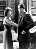 Fingers at the Window  from Left  Laraine Day  Basil Rathbone  1942