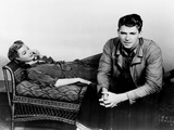 Juke Girl  from Left  Ann Sheridan  Ronald Reagan  1942