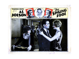 The Singing Fool  from Left  Betty Bronson  Al Jolson  Josephine Dunn  1928