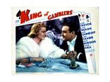 King of Gamblers  from Left  Claire Trevor  Akim Tamiroff  1937
