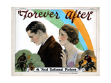 Forever After  from Left  Lloyd Hughes  Mary Astor  1926