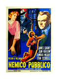 The Public Enemy  (AKA Nemico Pubblico  the Italian Title)  1931