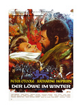 The Lion in Winter  (AKA Der Lowe Im Winter)  1968