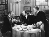 The Hound of the Baskervilles  from Left  Nigel Bruce  Basil Rathbone  Mary Gordon  1939