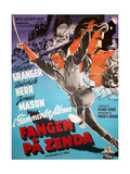 The Prisoner of Zenda  (AKA Fangen Pa Zenda)  1952