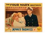 Monkey Business  Harpo Marx (Left)  1931