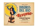 Revenge  Title Card  Dolores Del Rio  1928