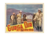 Gunga Din  Douglas Fairbanks Jr (Gun)  Victor Mclaglen (Sword)  1939
