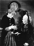 Little Women  from Left: Katharine Hepburn  Edna May Oliver  1933