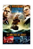 Mutiny on the Bounty  from Left  Marlon Brando  Trevor Howard  1962