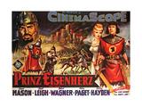 Prince Valiant  (AKA Prinz Eisenherz)  1954