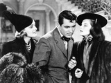 Holiday  from Left: Doris Nolan  Cary Grant  Katharine Hepburn  1938